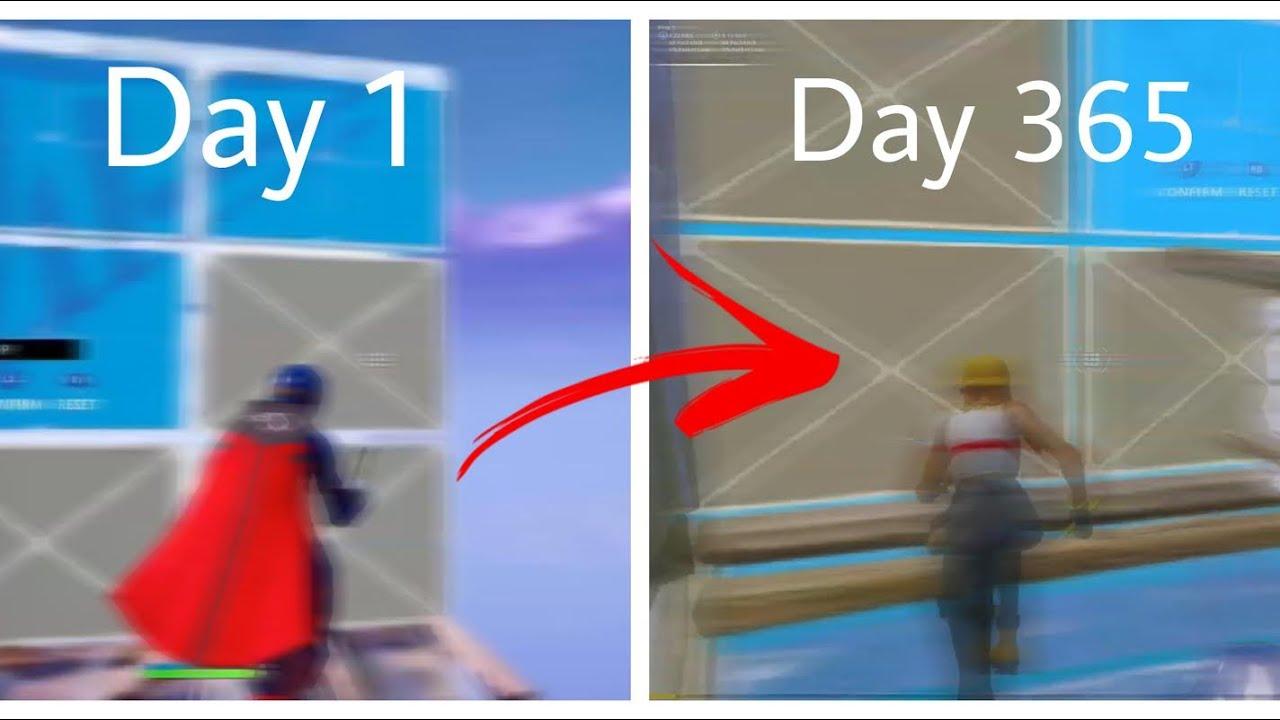 1 Year Fast Editing Progression | Console To Pc (insane progress)
