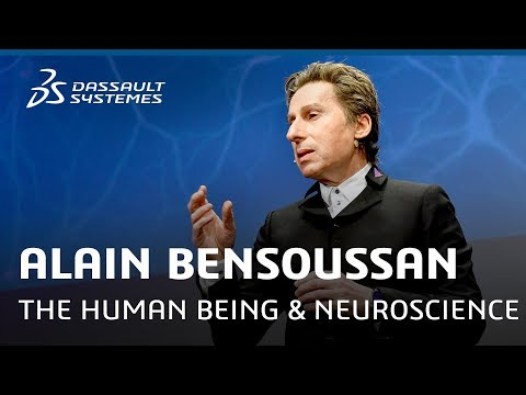 Alain Bensoussan - Is the Human Being Progammable by Neuroscience? - Meet-Up - Dassault Systèmes