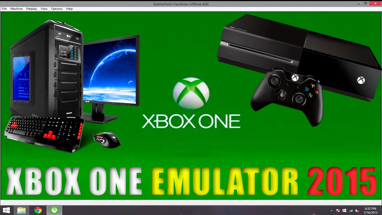 Xbox one emulator pc version [link updated 2018-02-06] youtube.