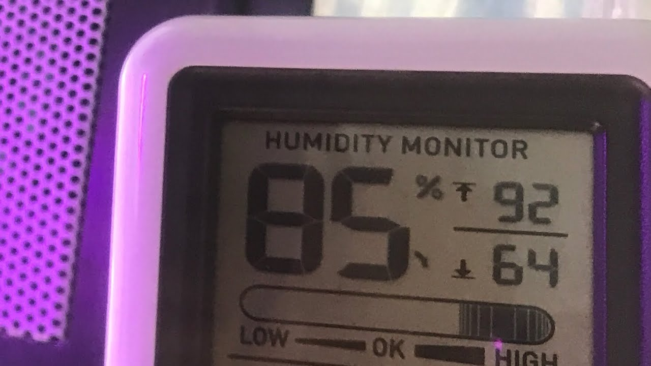Grow Tent Humidity Control & Best Humidity And Temperature ...