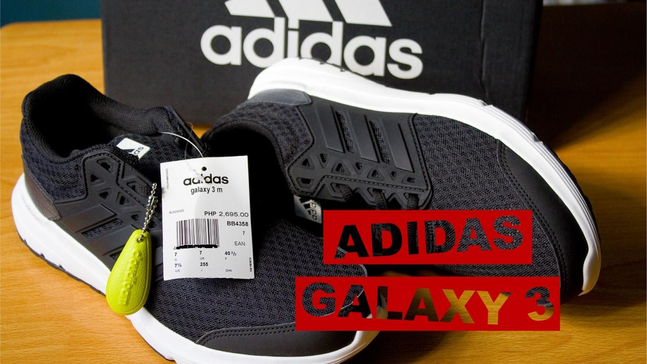 Cabra discreción una vez  Adidas Galaxy 3 RunnerClick