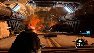 Red Faction Armageddon PC 60FPS Gameplay | 1080p