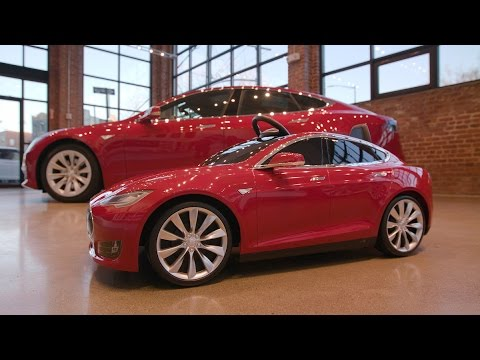 Tesla Made a Model S for Your Kids, and It's Adorable
