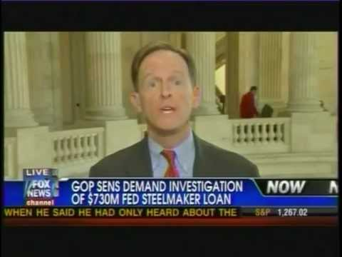 Sen. Toomey speaks with Bill Hemmer on America