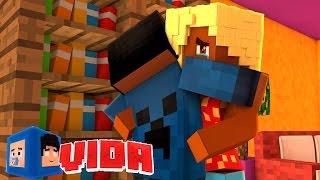 Minecraft :  REENCONTRO DE MÃE E FILHO  !!! #157 (MINECRAFT VIDA )