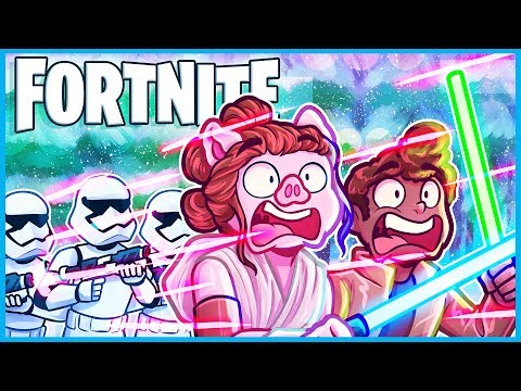 Fortnite but it's how Star Wars Ep 9 SHOULD HAVE ended...