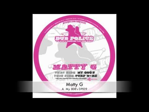Matty G :: My 808's :: DP039 :: Out Now on Dub Police