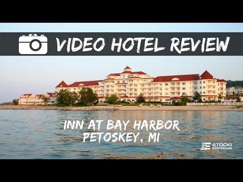 VIDEO HOTEL REVIEW: Inn at Bay Harbor - Petoskey, Michigan by John Stocki
