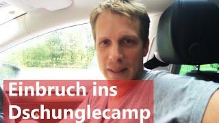 Pocher - Einbruch Dschungelcamp 2015 hinter den Kulissen mit Olli