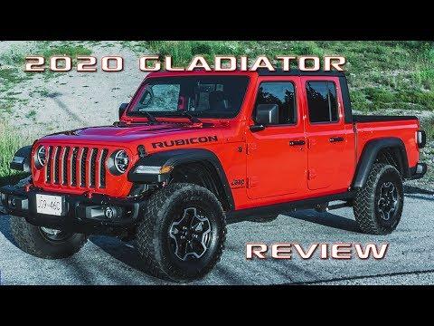 MoparInsiders 2020 Jeep Gladiator Rubicon Review: