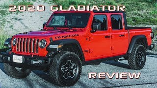 MoparInsiders 2020 Jeep Gladiator Rubicon Review: