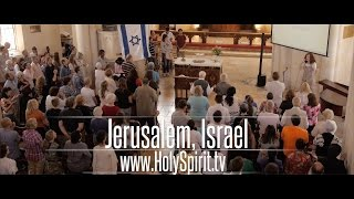 Holy Spirit Outpouring in Jerusalem during Pentecost! thumbnail