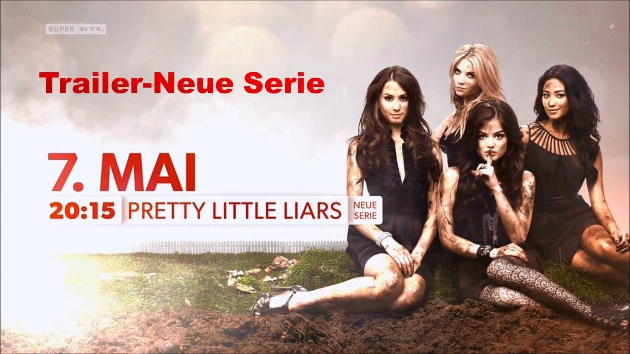 Serien Pretty Little Liars