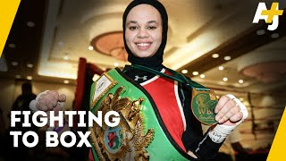Take Your Hijab Off Or Quit Boxing: This Teen Boxer Chose To Fight | AJ+