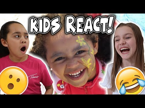 Tiana Reacts To Old Videos Toddler VS YouTube