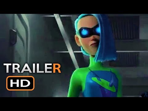 INCREDIBLES 2 All Movie Clips + Trailers (2018) Disney Pixar Animated Kids Movie HD