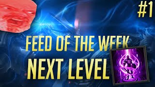 Next Level Teleport! - Feed of the Week