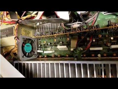 Onkyo TX-NR5007 no sound repair (BGA reflow, reinforcem ...