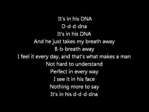 DNA - Little Mix Lyrics.