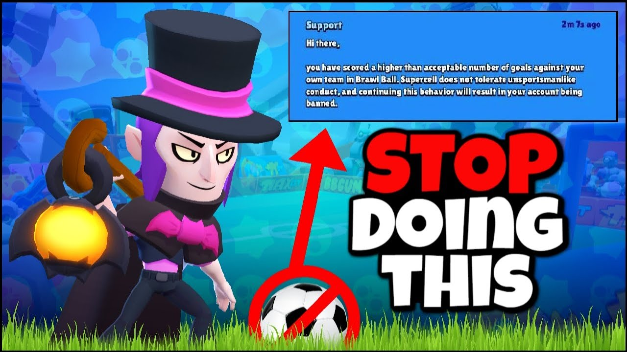 Don't Do THIS in Brawl Stars! (MUST WATCH)