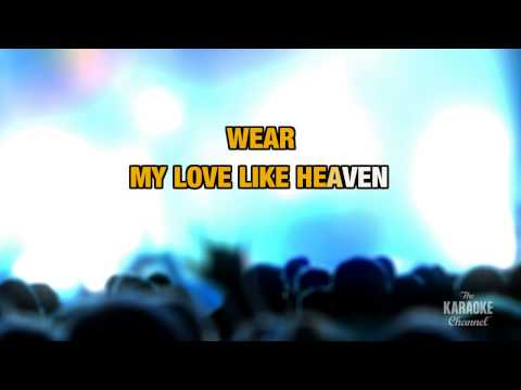 """Wear Your Love Like Heaven in the Style of """"Donovan"""" with lyrics (no lead vocal)"""