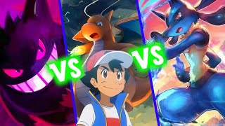 Ash Lucario? |Ash Best Galar Pokémon|Ash Best Galar Team|Pokemon Sword and Shield Anime In Hindi