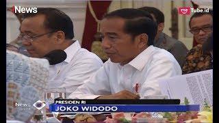 Presiden Joko Widodo Pimpin Rapat Terbatas Terkait Penambahan Kuota Haji - iNews Sore 1804