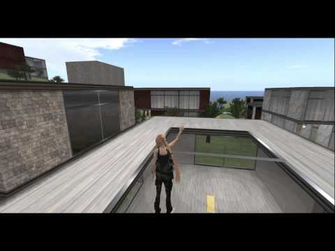 Second Life for Corporate Training