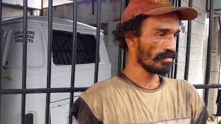 Pregação de um Mendigo nunca antes vista (O nome dele é Mauricio)