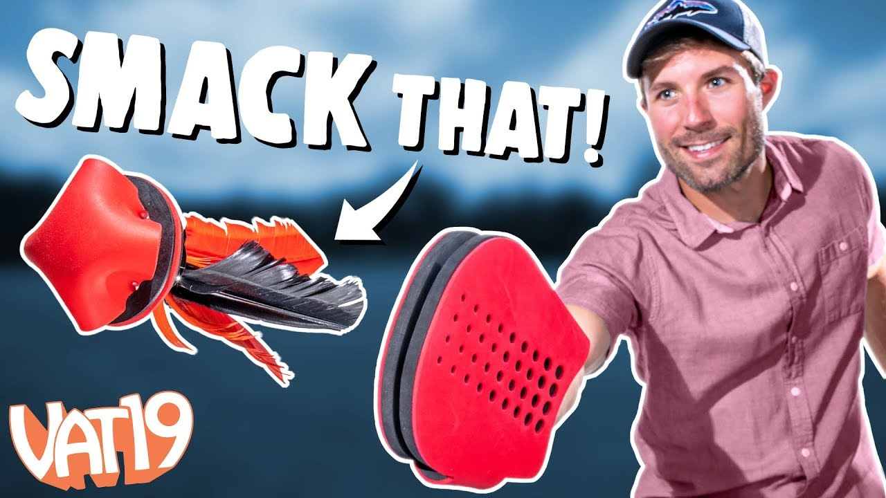 Play Badminton With Just Your Hand!
