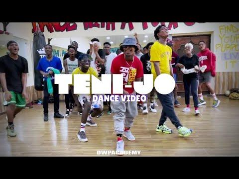 Download TENI - JO (DANCE VIDEO)   Dancegodlloyd x DWPACADEMY