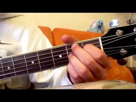 Eternal Flame (The Bangles) by Silca (guitar cover tutorial).