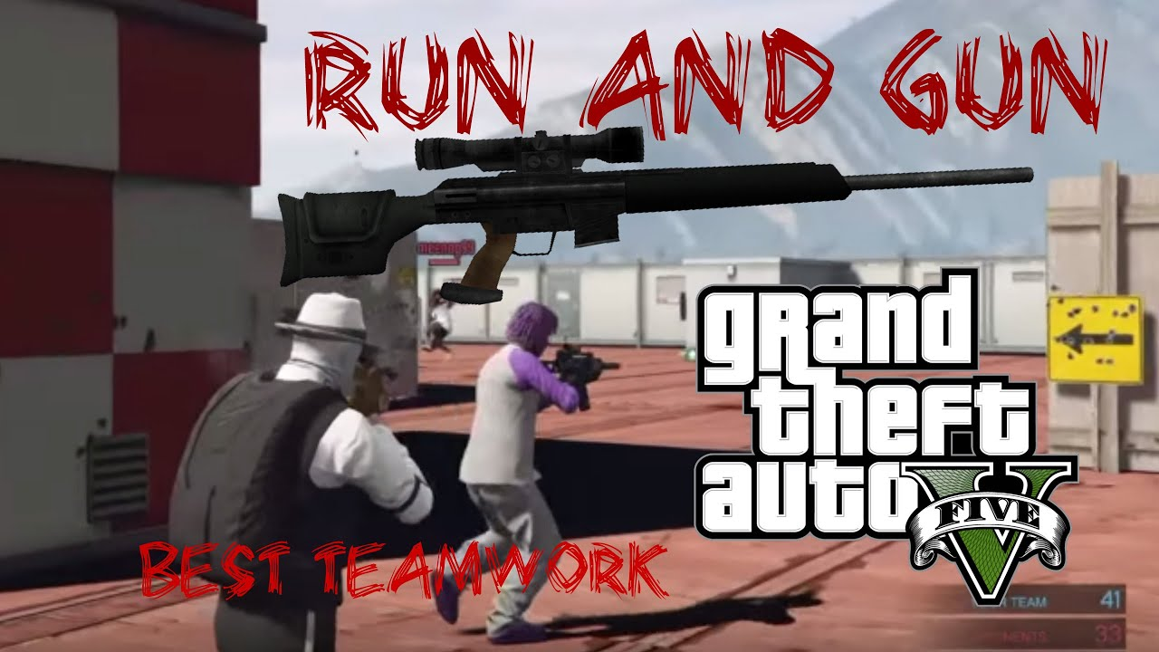 Gta 5 online run and gun deathmatch ps4 youtube gta 5 online run and gun deathmatch ps4 voltagebd Image collections