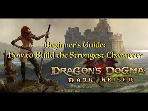 Dragon's Dogma: DA Remaster - Beginner Guide for Character Levels & Stat Gains