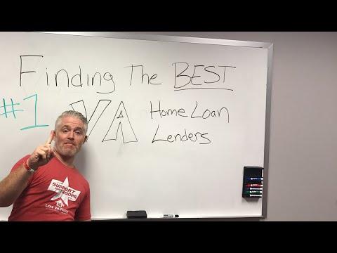 Finding the Best VA Home Loan Lenders  | (844) 326-3305 | VA Approved Lenders