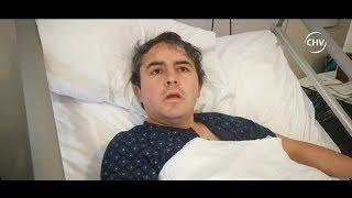 Paciente asegura que fue sacado de hospital y abandonado en Maipú - CHV Noticias