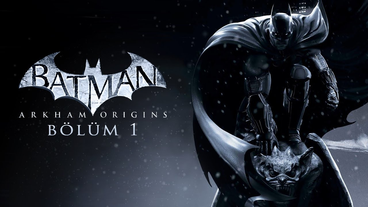 batman arkham origins обзор