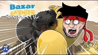 [Animation] AVENTURES - Une grosse bestiole!!!