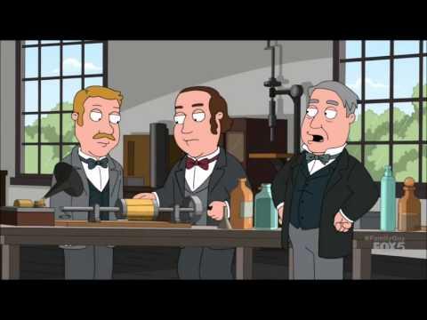 Family Guy - Thomas Edison