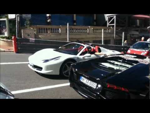 Monaco - INSANE Supercar Combos 2012