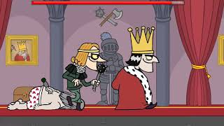 """刺杀国王:小草莓为了当上国王化身""""刺莓"""",却刺着刺着就没了!"""