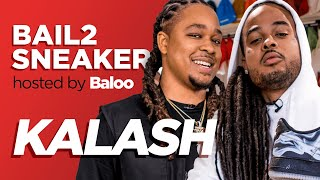KALASH - Bail 2 Sneakers