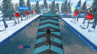 Wipeout 3 - Quick Play record gameplay (nintendo Wii emulator)