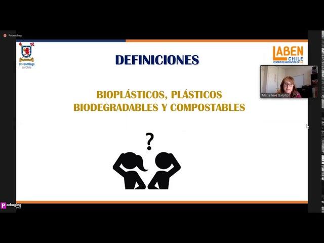 Biodegradabilidad y compostabilidad en envases