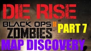 die rise new weapon pdw 57 die rise map discovery part 7