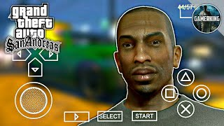 ||340MB|| GTA San Andreas PPSSPP ISO Compressed || GTA VC MOD || Proof With Gameplay
