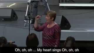 My Heart Sings Tutorial - William McDowell