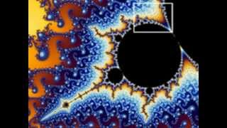 Staind - Outside - Mandelbrot (with Lyrics)