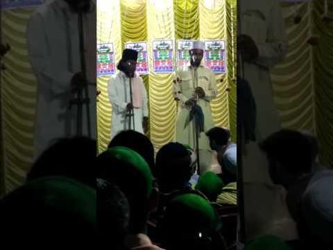 Shola Shabnam new Jodi new naat in kamarhati Shab e meraj conference part-1