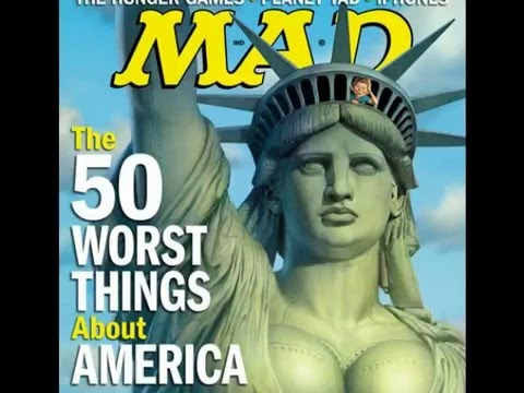 worst things about america